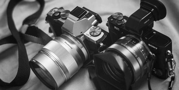 Camera insurance Canada, gear