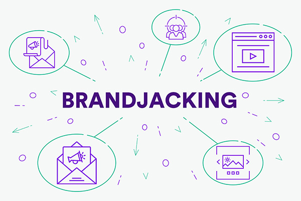 Front Row cyber insurance: brandjacking