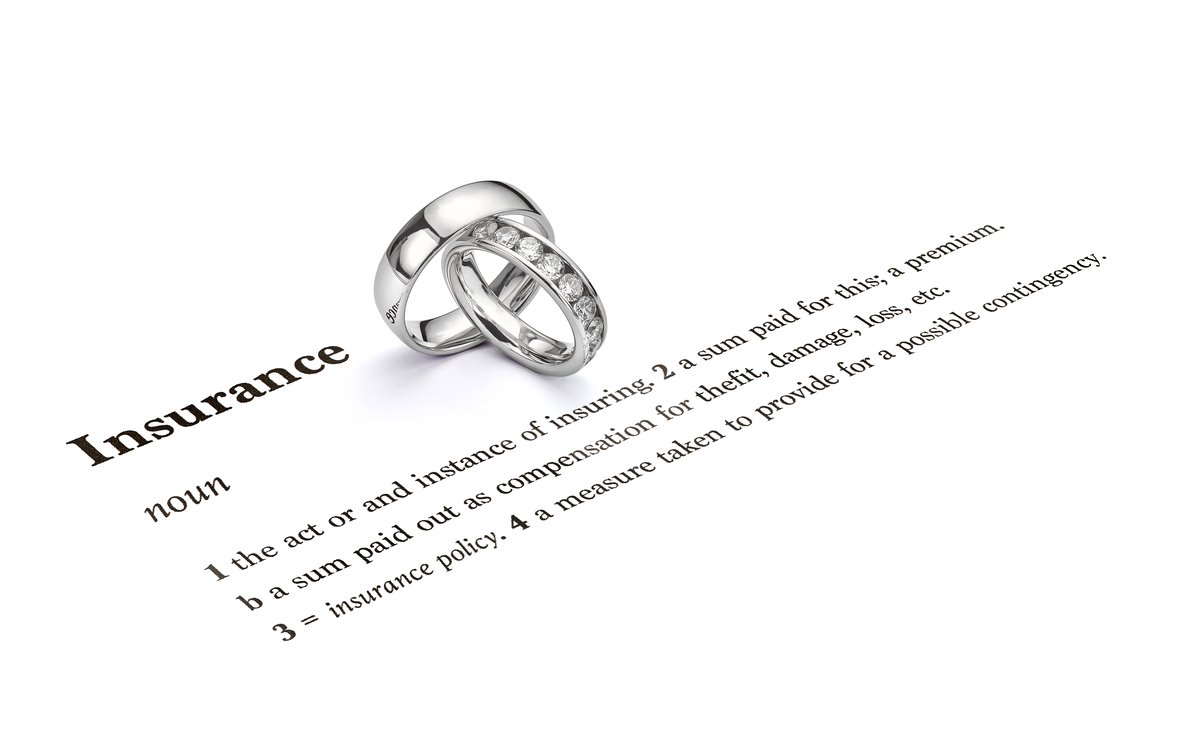 Insurance For Wedding Rings: Wedding Insurance Policy