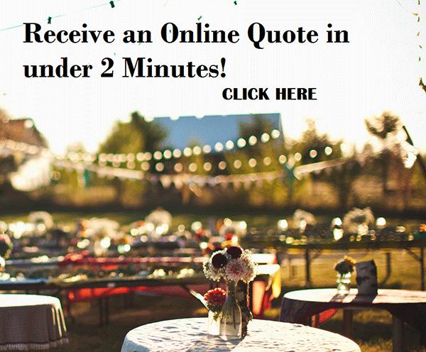 Online Insurance for Wedding
