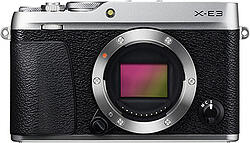 The Fujifilm X-E3
