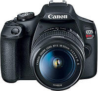 The Canon EOS Rebel T7