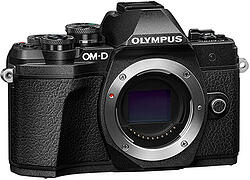 The Olympus OM-D E-M10 Mark III