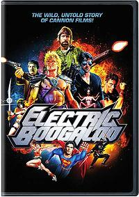 Electric Boogaloo DVD