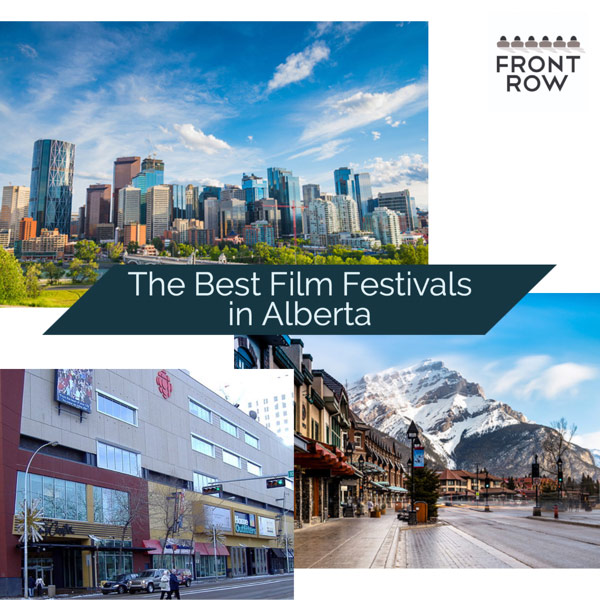 Best film festivals in Alberta