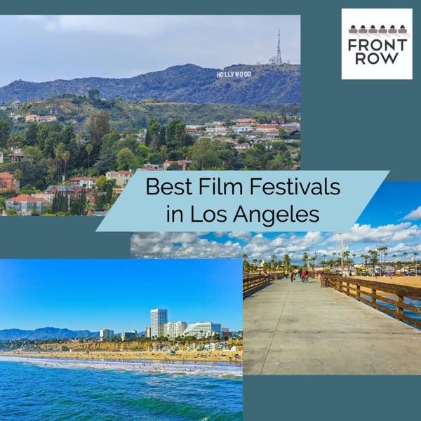 Best Film Festivals in LA