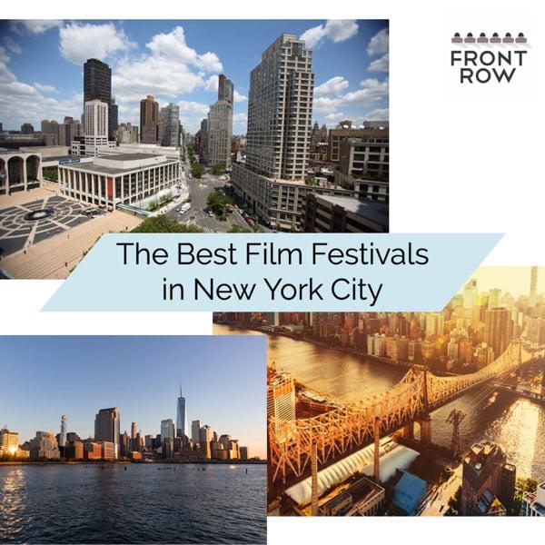 Best film festivals in New York City