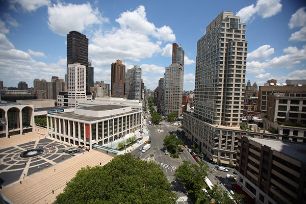 Lincoln Center: NYAFF