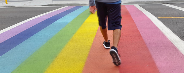 Rainbow street / Vancouver Queer Film Fest