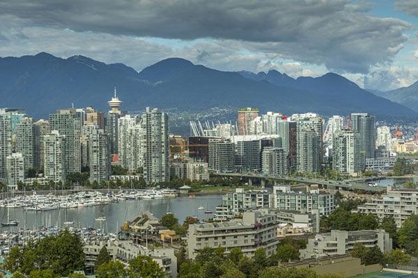 Vancouver sky | Best film festivals BC