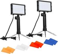 Le système d'éclairage portable à DEL d'Emart