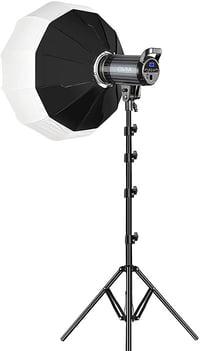 La lampe à DEL bicolore de Great Video Maker