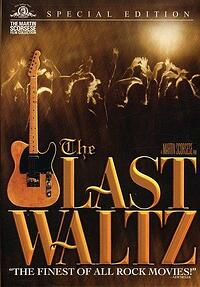 The Last Waltz jacket