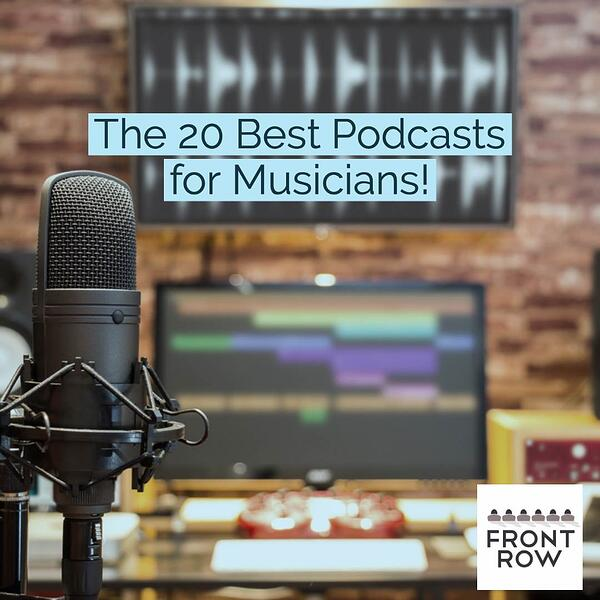 The 20 Best Music Podcasts