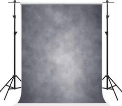 Kate Light Grey Portrait Backdrop