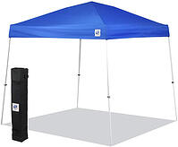 Front Row Photography: E-Z UP portable tent