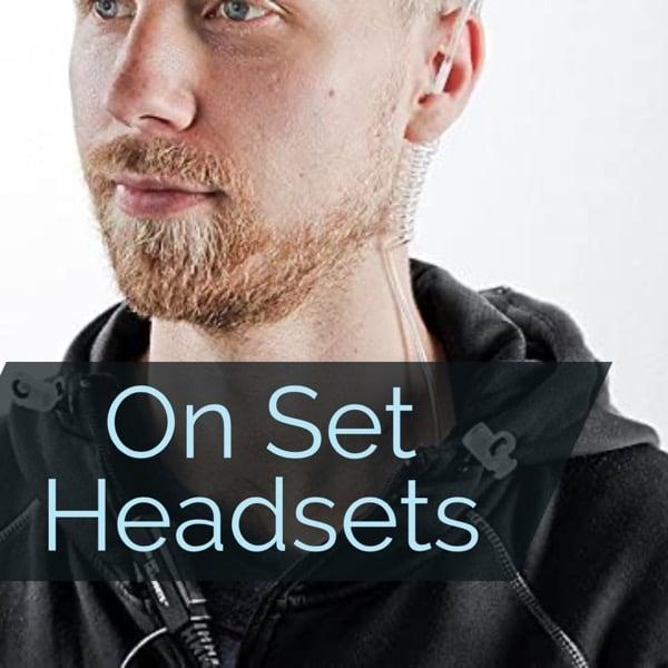 On Set Headsets