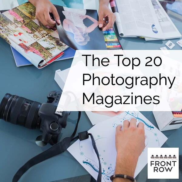 The Top 20 Photography Magazines