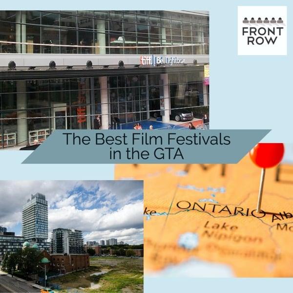 Best Film Festivals in GTA