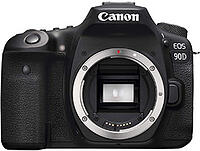 THE BEST CAMERAS FOR FILMMAKING - Canon 90D