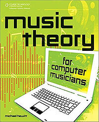 Music theory for computer musicians book cover