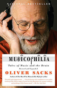 Musicophilia book cover