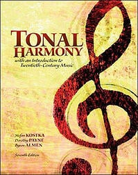 Tonal harmony book cover