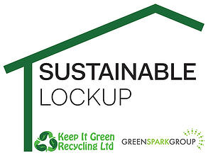 Sustainable Lockup logo