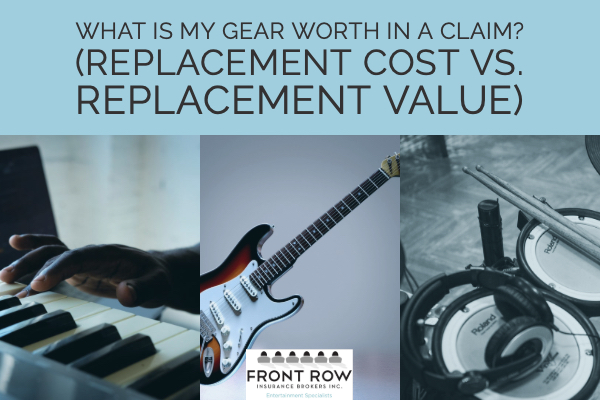 WHAT IS MY GEAR WORTH IN A CLAIM?