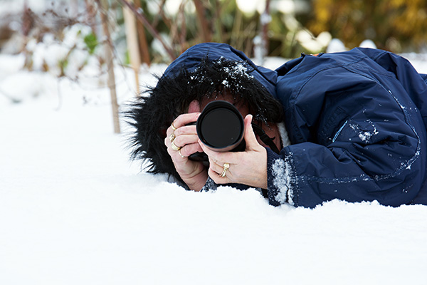 HOW TO PROTECT YOUR CAMERA IN SNOW