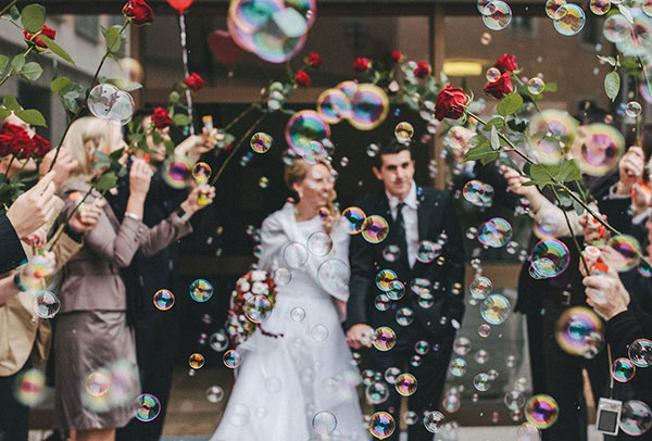 Confetti Wedding Insurance: Front Row Insurance
