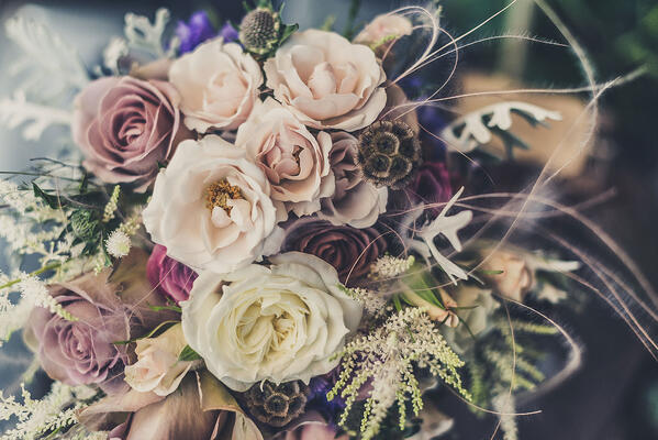 Protect Your Wedding Flowers