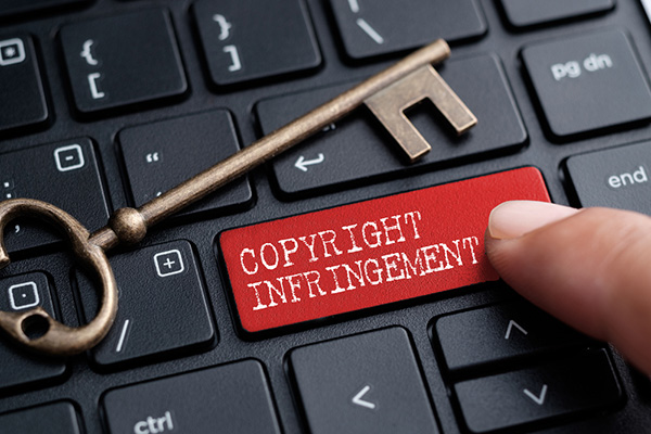 Copyright infringements