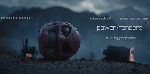 POWER/RANGERS movie